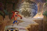 Crash Bandicoot PS4 release date screenshots