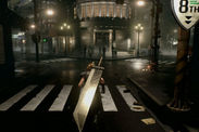 Final Fantasy 7 Remake screenshots Kingdom Hearts 3 PS4 Xbox One