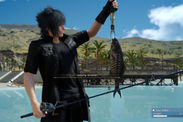 Final Fantasy 15 update 1.05: Square Enix Carnival ends