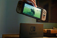 Nintendo Switch problems dock scratch screen reports