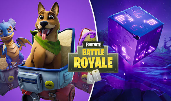 Fortnite Update 6 0 Patch Notes In Full Season 6 Pets New Map
