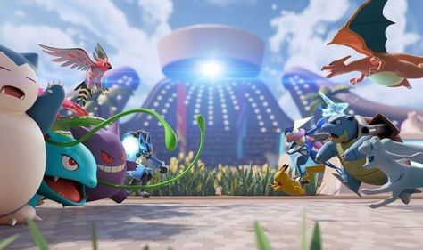 Pokemon Unite Mobile release date LIVE: Android and iOS update news revealed