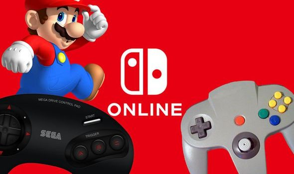 N64 and Mega Drive games coming to Nintendo Switch: Full games list and controller NEWS