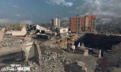 Call of Duty Warzone Season 6 patch notes reveal the end of Verdansk map