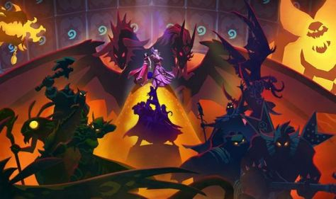 Hearthstone Mercenaries release date COUNTDOWN and launch time for new game mode
