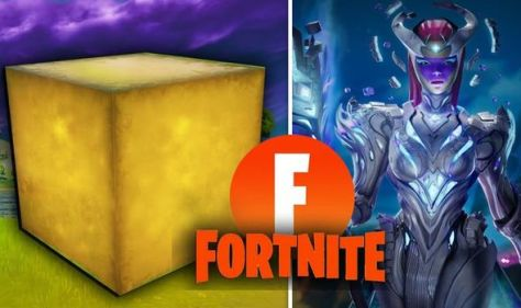 Fortnite update 18.21 downtime, Wrath of the Cube Queen Fortnitemares event, Ghostbusters
