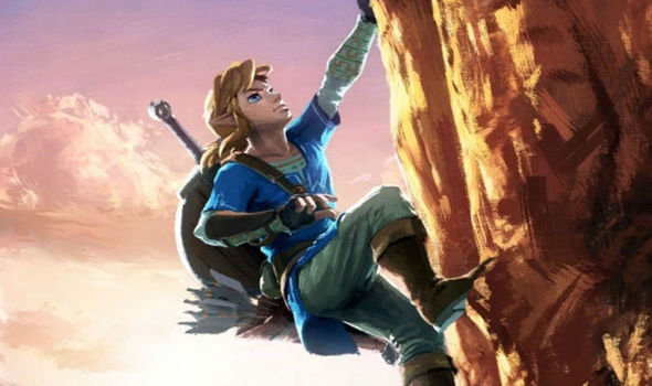 Nintendo Switch price Drop costs cut Legend of Zelda Breath of the Wild