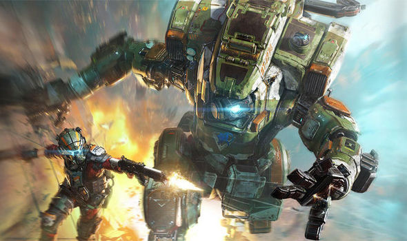 Nintendo Switch Games Titanfall 2 Respawn Entertainment