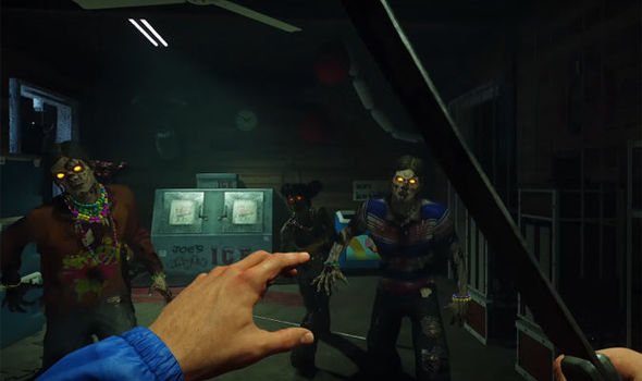 Call of Duty Infinite Warfare Zombies Activision