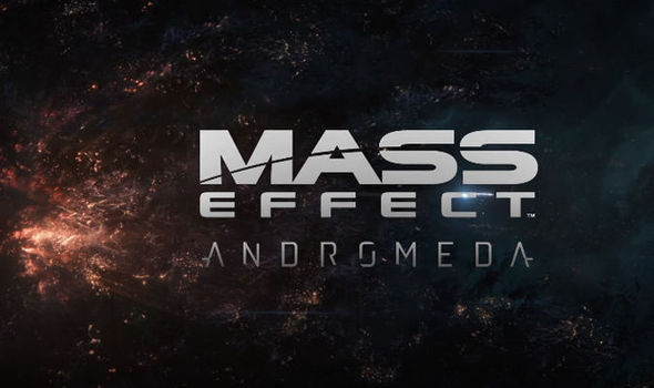 Mass Effect Andromeda Trailer Cinematic teaser characters