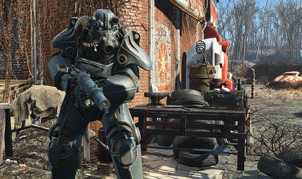 Fallout 4 PS4 Pro update release date