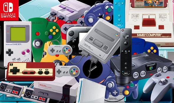 Nintendo Switch Pre Order Classic Mini NES