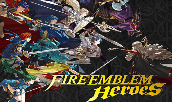 Fire Emblem Heroes review Nintendo Switch