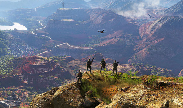 Ghost Recon Wildlands Beta Codes Ubisoft key