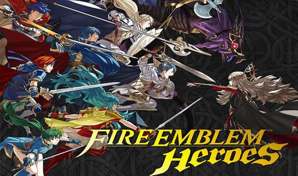 Fire Emblem Heroes Clash Royale Nintendo Super Mario Run