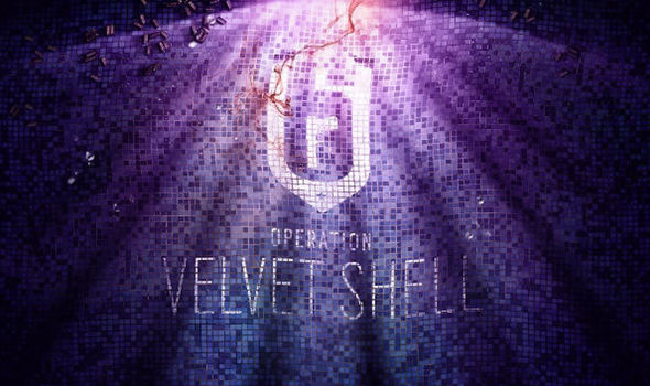 Rainbow Six Siege Velvet Shell Release date PS4 Season 2 Xbox One news