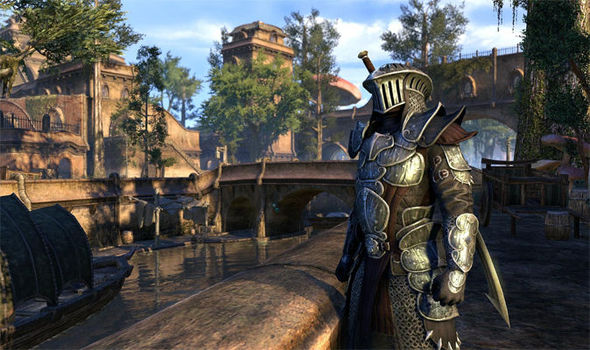 The Elder Scrolls Online Morrowind ESO Homestead servers