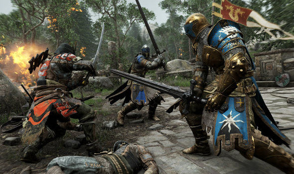 For Honor beta ends launch trailer PS4 download size