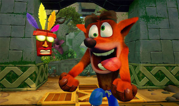 Crash Bandicoot PS4 Trilogy N Sane release date voice actor Coco