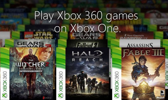 Xbox One Backwards Compatibility game Microsoft Hitman Absolution