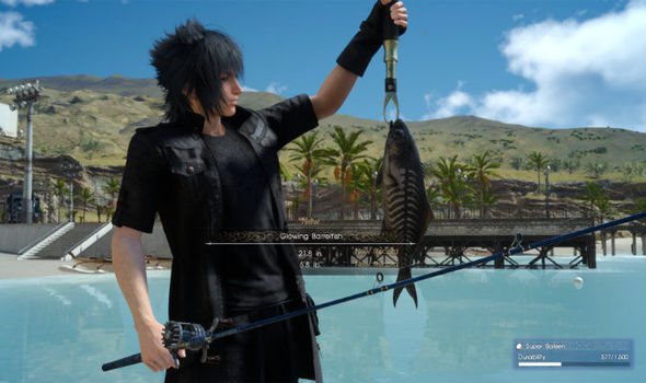 Final Fantasy 15 update 1.05: Square Enix Carnival ends