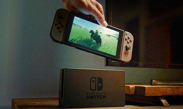 Nintendo Switch games news eShop Network ID
