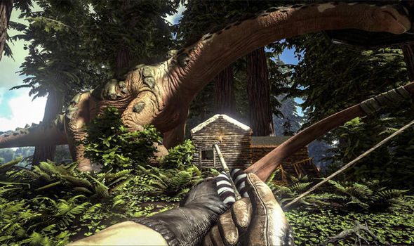 ARK Survival Evolved PS4 Xbox One