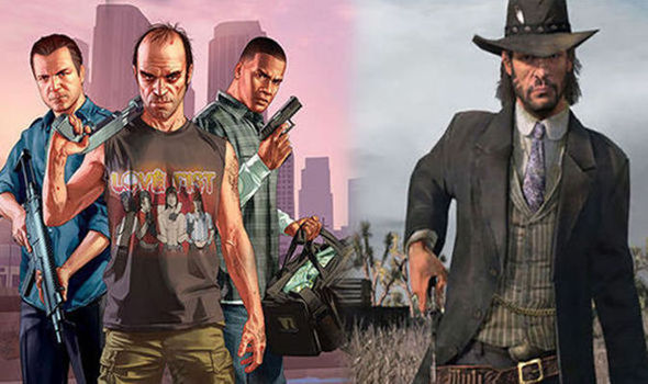 Rockstar news GTA 5 Online update Red Dead Redemption mod project