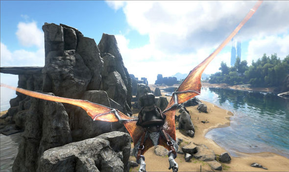 Massive new ARK Survival Evolved PS4, Xbox Ome and PC servers