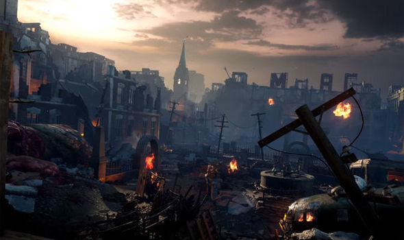 Black Ops 3 Zombies Update New DLC Descent Trailer