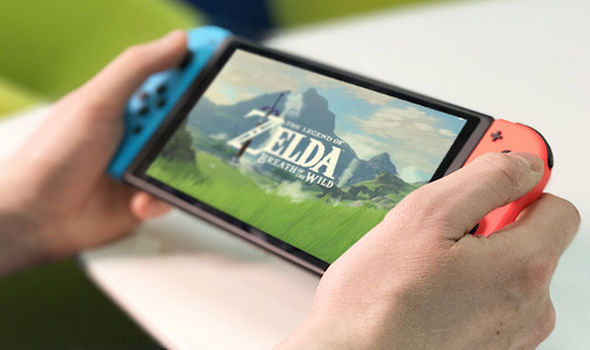 Legend of Zelda Nintendo Switch