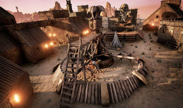 Conan Exiles PS4 Release Date Plans Funcom Reveal Xbox