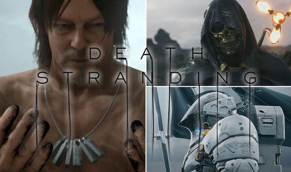 Death Stranding gameplay trailer