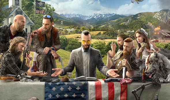 Far Cry 5 artwork