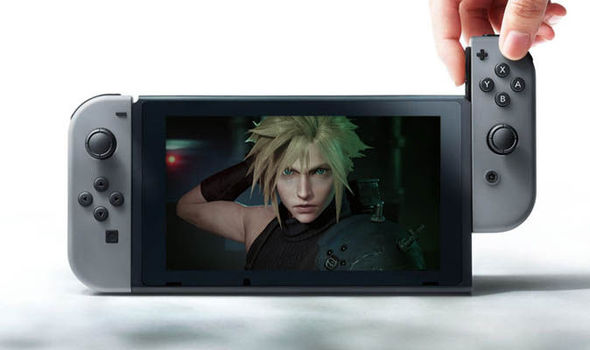 Final Fantasy 7 Remake UPDATE Nintendo Switch Release Date Boost Gaming Entertainment