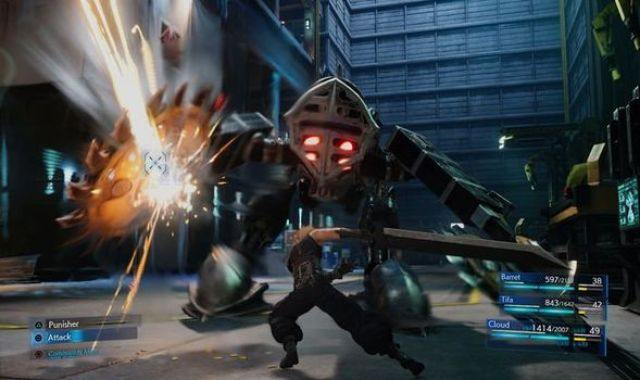 Final Fantasy 7 Remake release date delay? Fans treated to a double dose of good news   Gaming   Entertainment   Express.co.uk