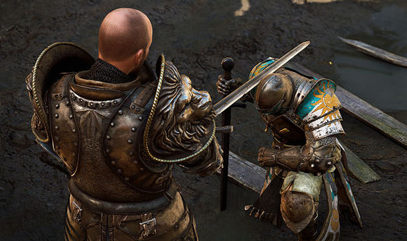For Honor Xbox One PS4 PC screenshot