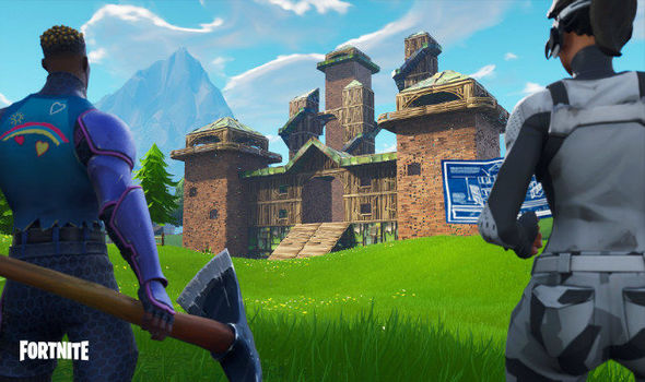 Fortnite servers are down for many gamers tonight