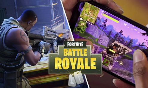 Fortnite Mobile iOS update  BAD NEWS for fans waiting for iPhone     Fortnite Battle Royale Mobile EPIC GAMES