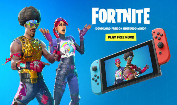 Fortnite on Switch is good, but comes with a PS4 problem Nintendo can't solve