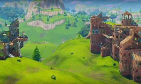 Fortnite new mode REVEALED during The Game Awards 2017  50v50 games     Fortnite s new mode has been revealed EPIC GAMES