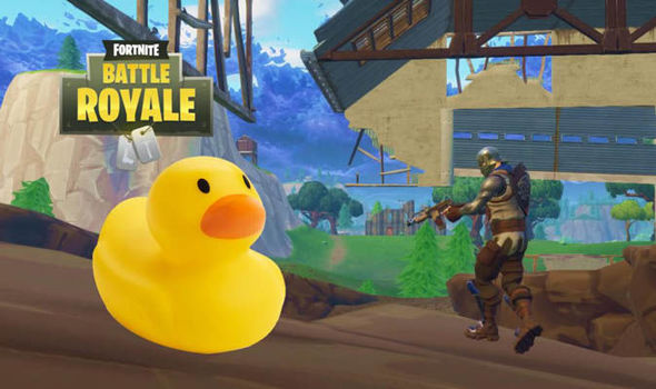 Fortnite rubber duck locations map: Where are all the Fortnite duckies? Season 4 week 3 challenge