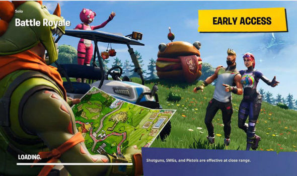 The Fortnite secret battle stars challenge is back