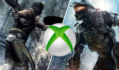 FREE Xbox One games   Halo 5  Elder Scrolls 5 Skyrim are free   but     Halo  Skyrim on Xbox One