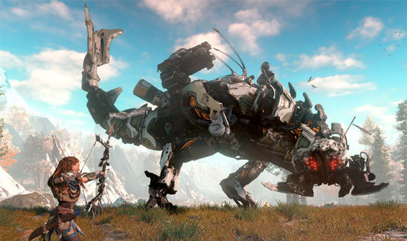 Horizon Zero Dawn 1.10 update is now live on PS4