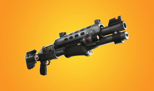 New Fortnite Tactical Shotgun