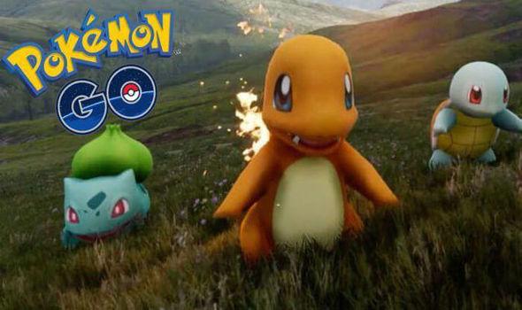 Pokemon Go Niantic screenshot