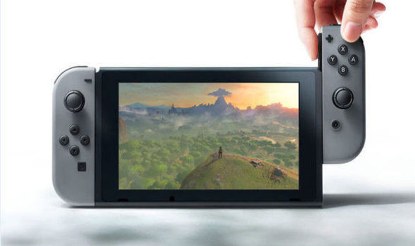 A Nintendo Switch price update and Pre Order boost