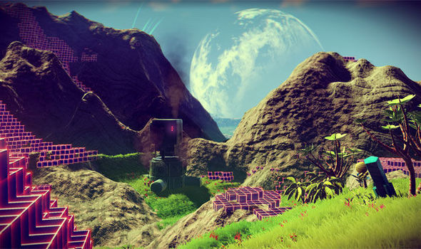A new No Man's Sky update could be revealed at GDC by Sean Murray