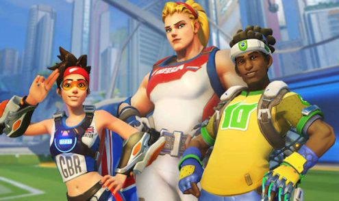 Overwatch Summer Games 2017 END TIME   Blizzard to remove Lucioball     Overwatch Summer Games 2017
